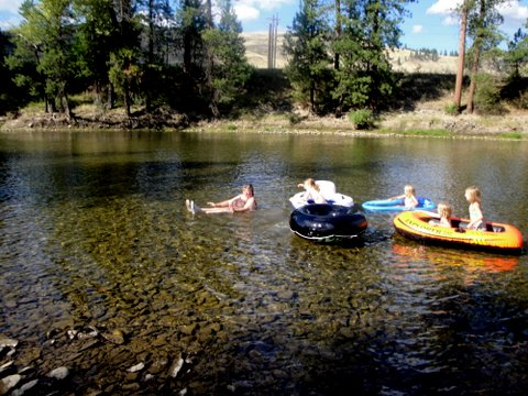Floating the Kettle River