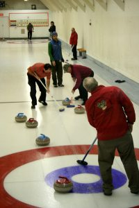 midway curling rink